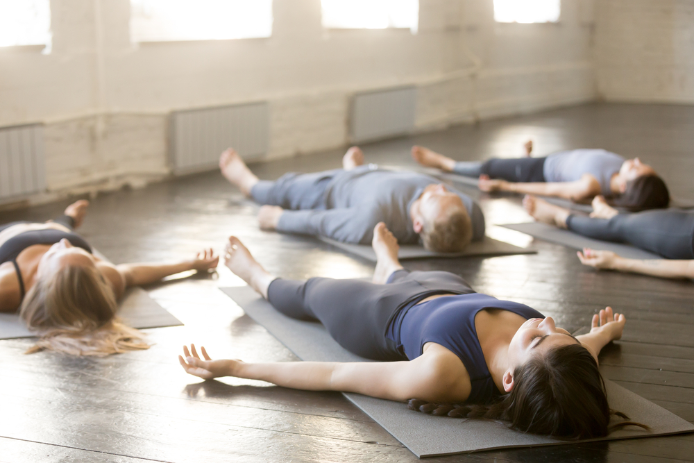 Yoga Nidra instruktørutdanning oppstart 22. September 2018